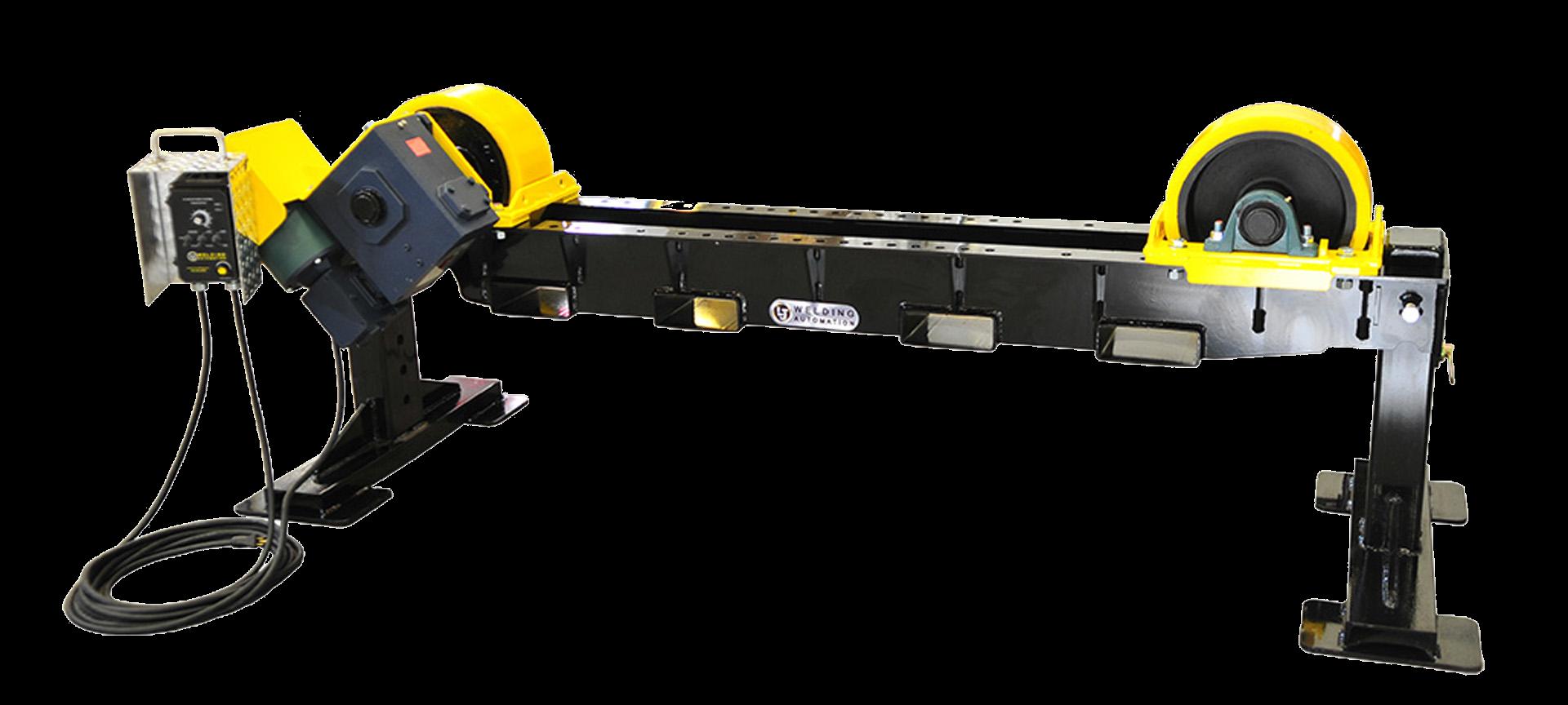12-ton height adjust tank turning roll driver unit