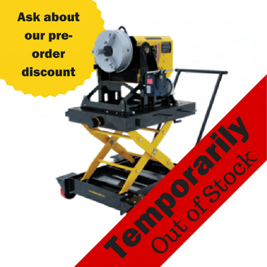 12p welding positioner temporarily out of stock