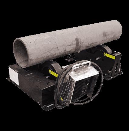1.5-Ton Benchtop Pipe Rolls BPR-200A/BPR-100