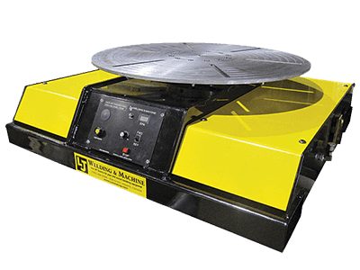 100 RPM x 300 lb High Speed Welding Turntable TRNB15-200