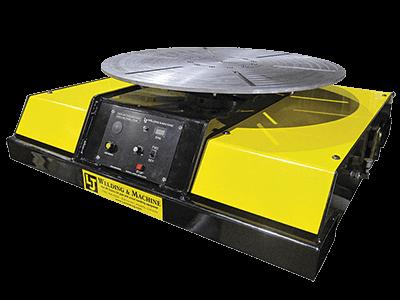 100 RPM-x-300 lb High Speed Welding Turntable