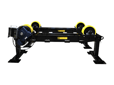 12-Ton Height Adjustable Vessel / Tank Roll 06R-100/200