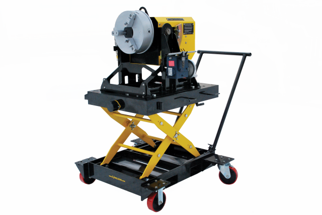 portable welding positioner with 12 inch outer diameter for sale