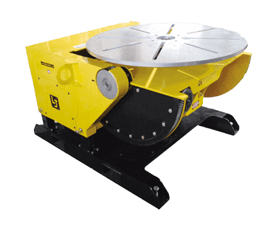 3000 lb Ton Gear Tilt Welding Positioner