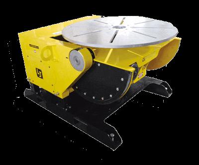 1.5 ton gear tilt welding positioner for sale