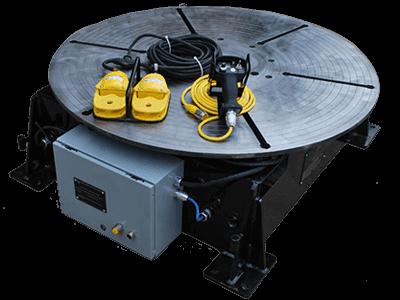 2-Ton Low Profile Welding Turntable TRN2-200
