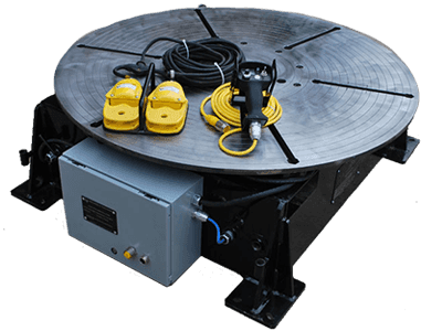 2-Ton Low Profile Welding Turntable TRN2-200