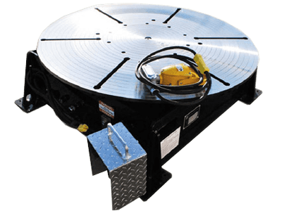 20 Ton Low Profile Welding Turntable