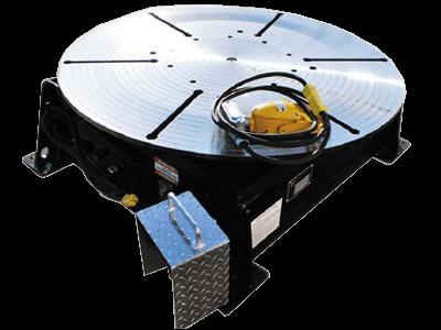 20-Ton Low Profile Welding Turntable TRN20-200