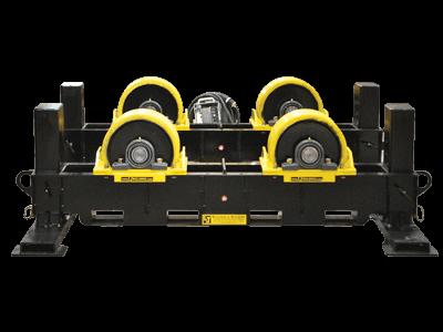 20-ton height adjust vessel rotators