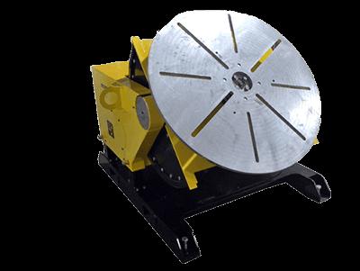 6000 lb ton Gear Tilt Welding Positioner