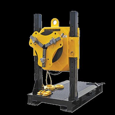 3000 lb capacity pipe welding positioner 30P