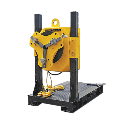 pipe welding positioner with 5400 pounds load capacity