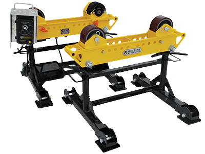4-Ton Pipe Roller Stands HD2L-100/HD2L-150