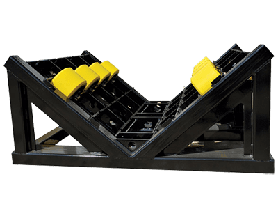 40-Ton Adjustable Pipeline Rollers for sale