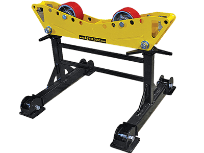 2-ton pipe roller support stands