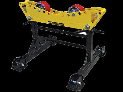 4000 lb Pipe Roller Stands (Short) HD2L-200U