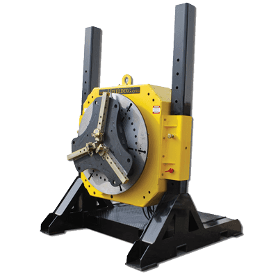 12,000 pound pipe welding positioner