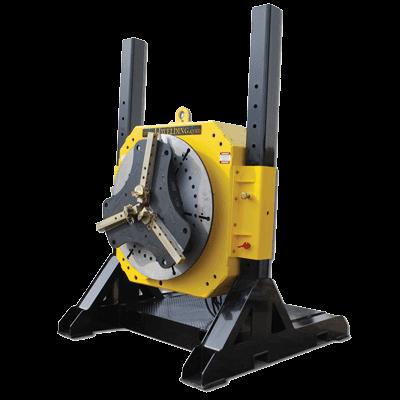 24000 pound pipe welding positioner