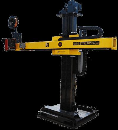 column boom subarc welding manipulator for sale