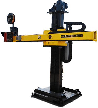 column boom subarc welding manipulator for sale