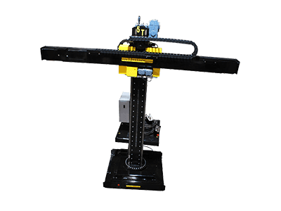 9 foot submerged arc column and boom welding manipulator sales