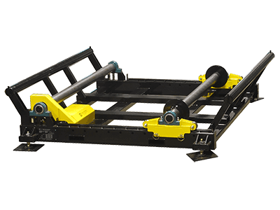 Cable Reel Roller for payout of heavy cable wire for sale