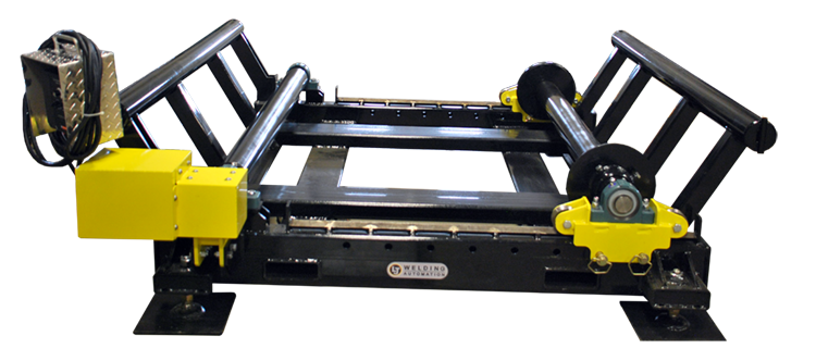 Cable reel payout roller