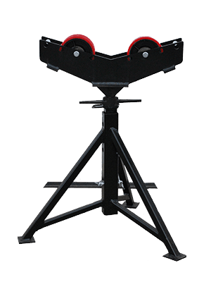 HEAVY DUTY TRIPOD PIPE STANDS TS3-160V