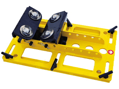 1-Ton Multi-Directional Pipe Rollers (Narrow Body) MDRN-100