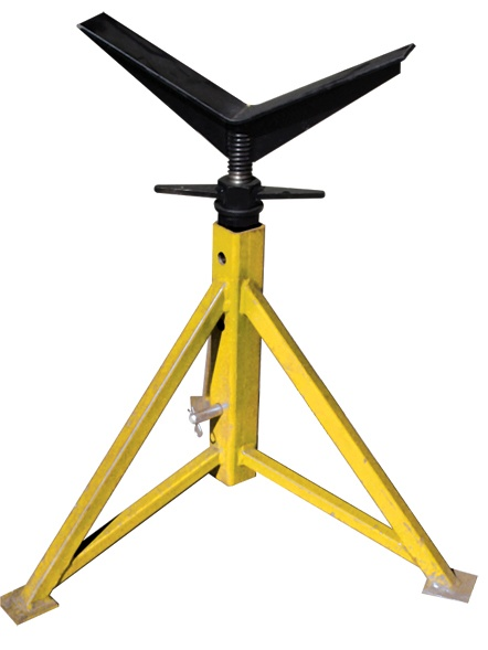 HEAVY DUTY TRIPOD PIPE STANDS TS3-330V