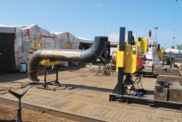 pipe vessel fab UAE