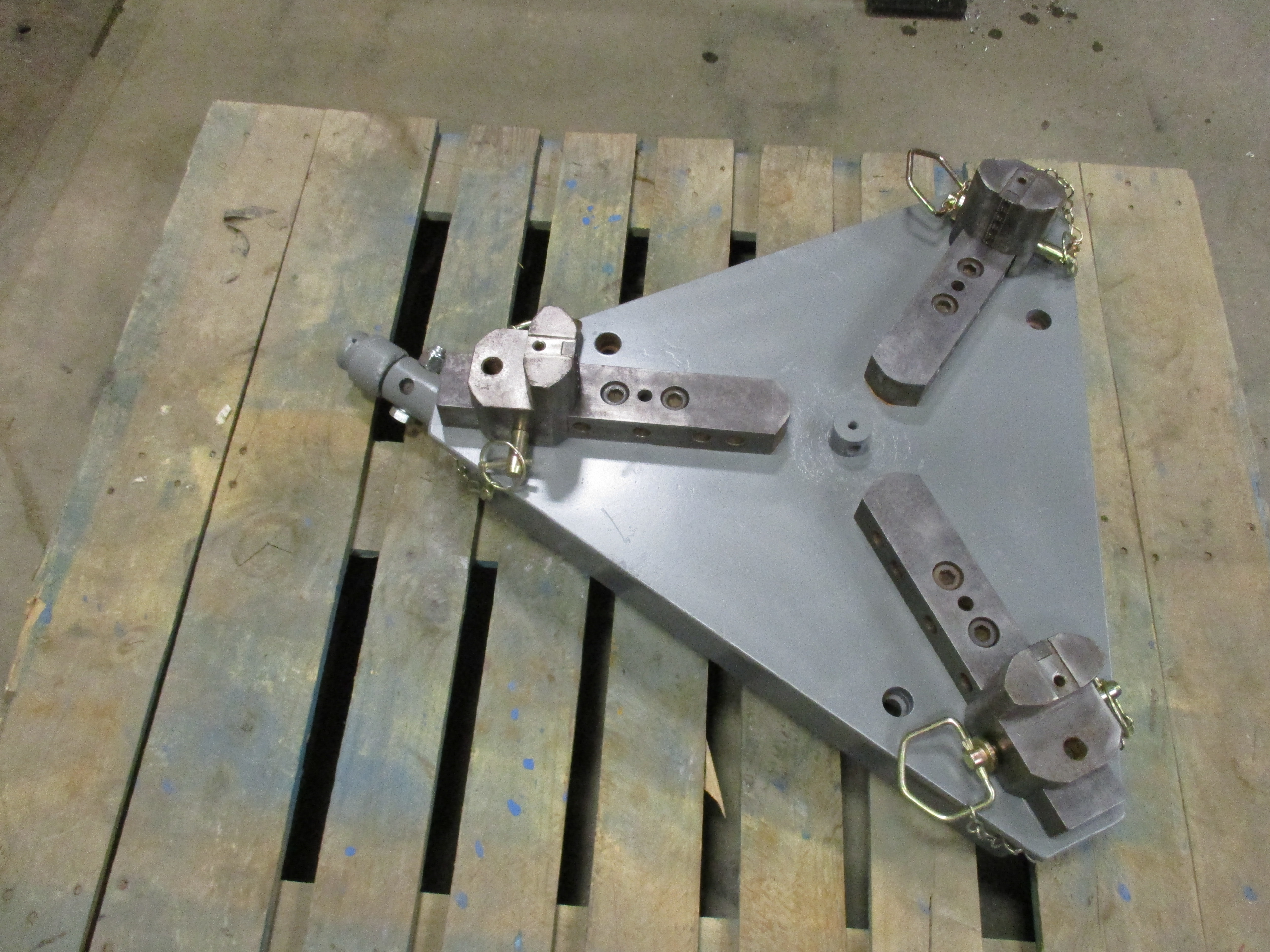 24 inch pipe weld gripper for sale