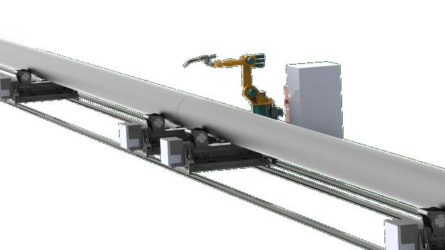 kuka cmt welding robot demonstration