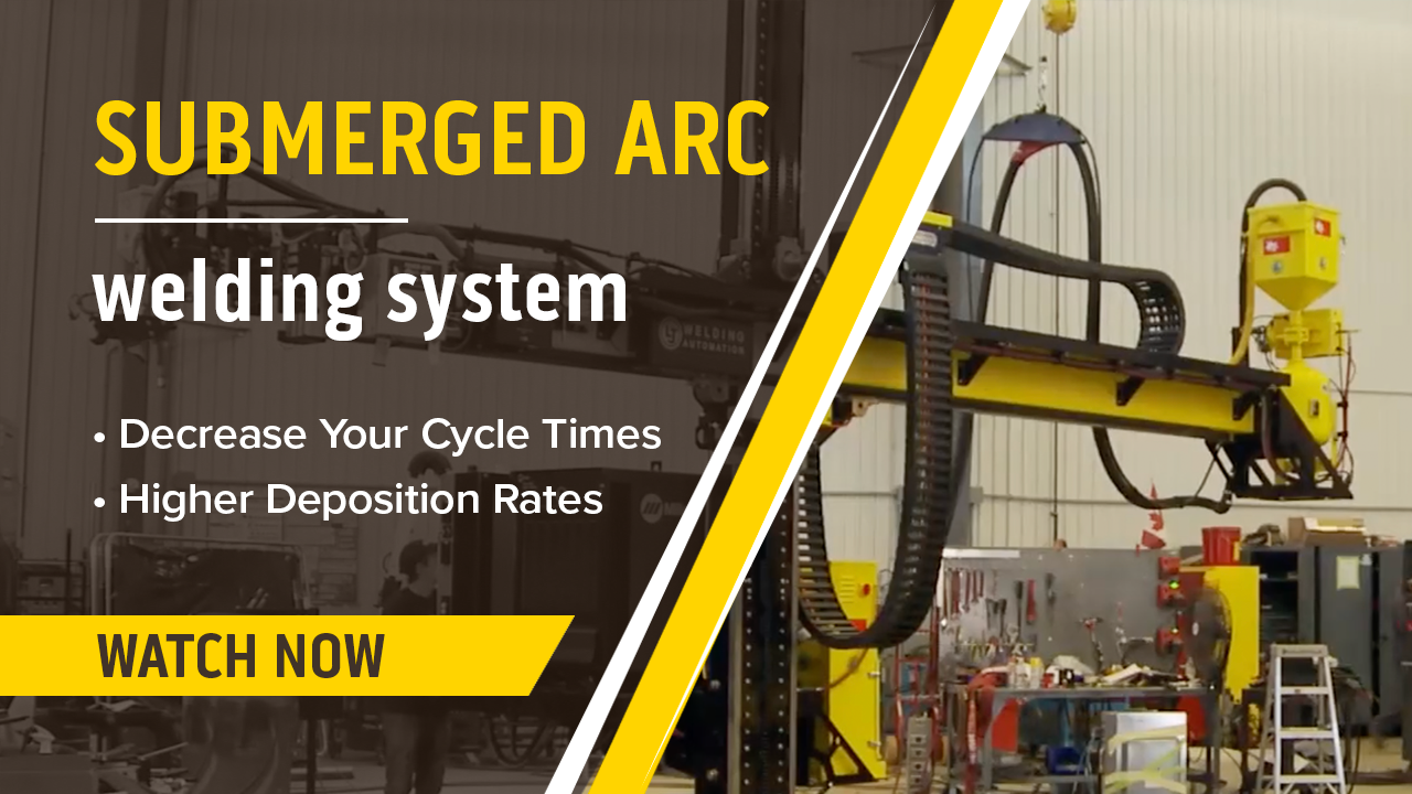 Submerged arc welding systems-3