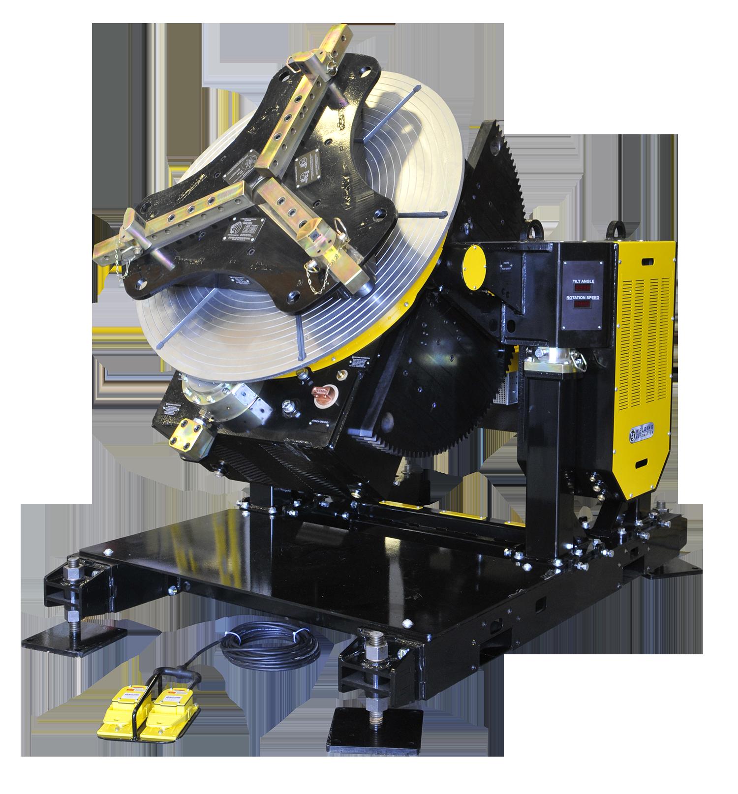 t24ps-100 gear tilt pipe welding positioner for sale