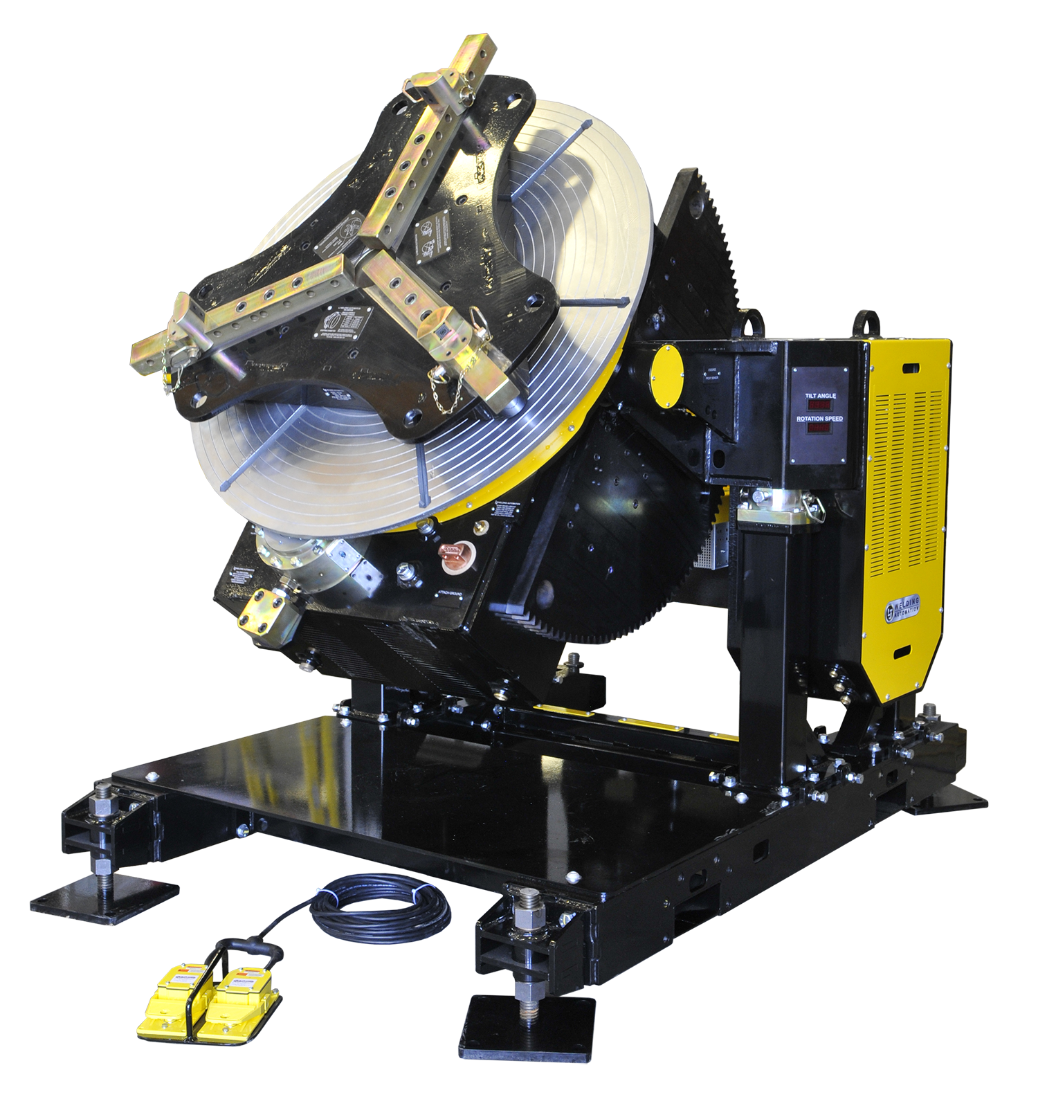 gear tilt pipe welding positioner for sale or rent