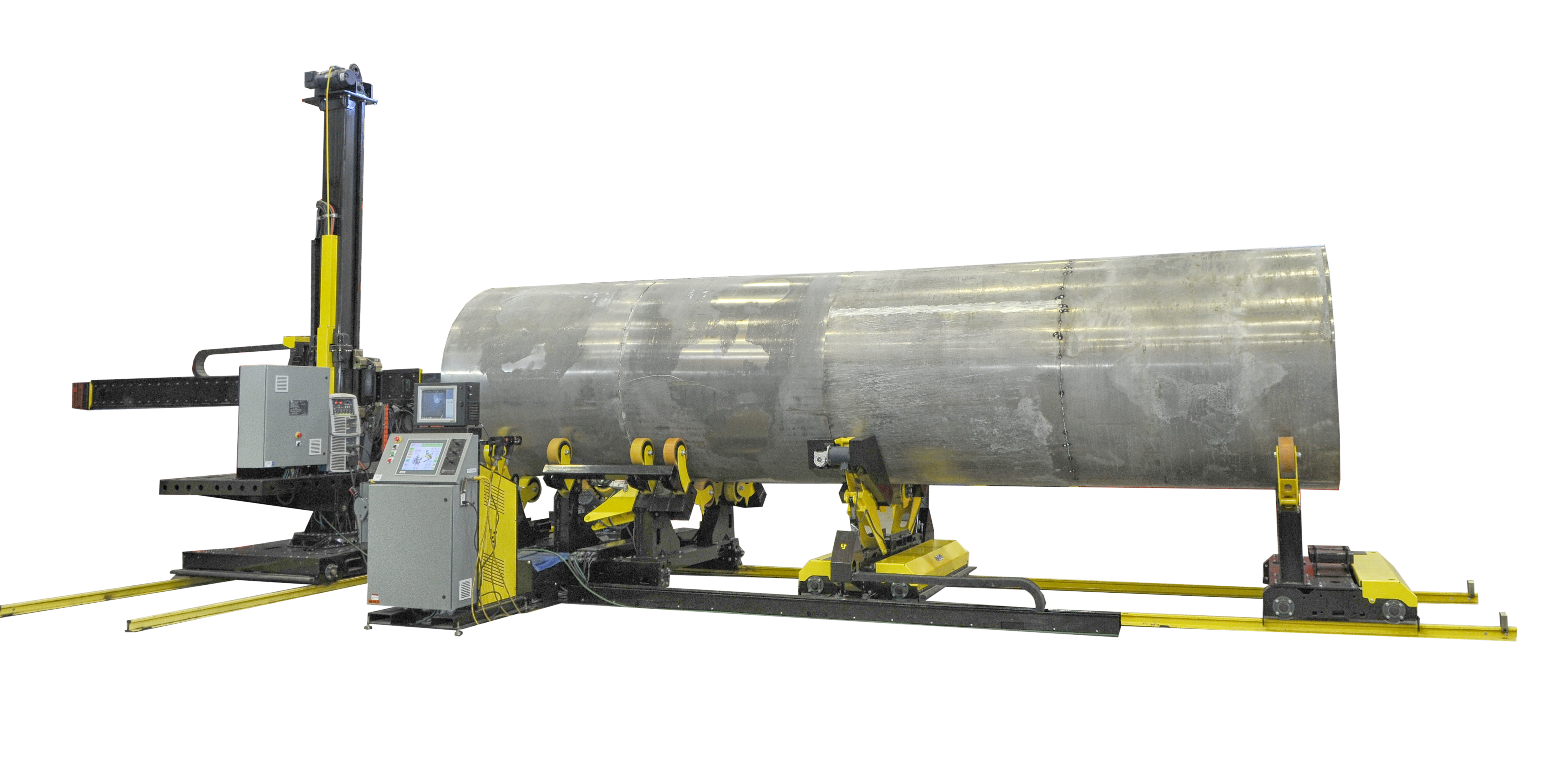 tank & vessel automated tank welding system