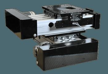 welding manipulator cross slides