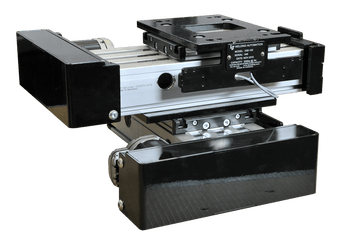 welding manipulator cross slides