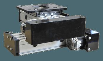 cross-slides for welding manipulators