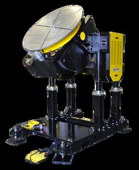 12,000 lbs load capacity gear tilt welding positioner for sale