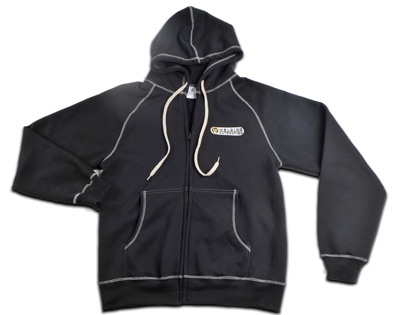 black lj welding hoodie for sale