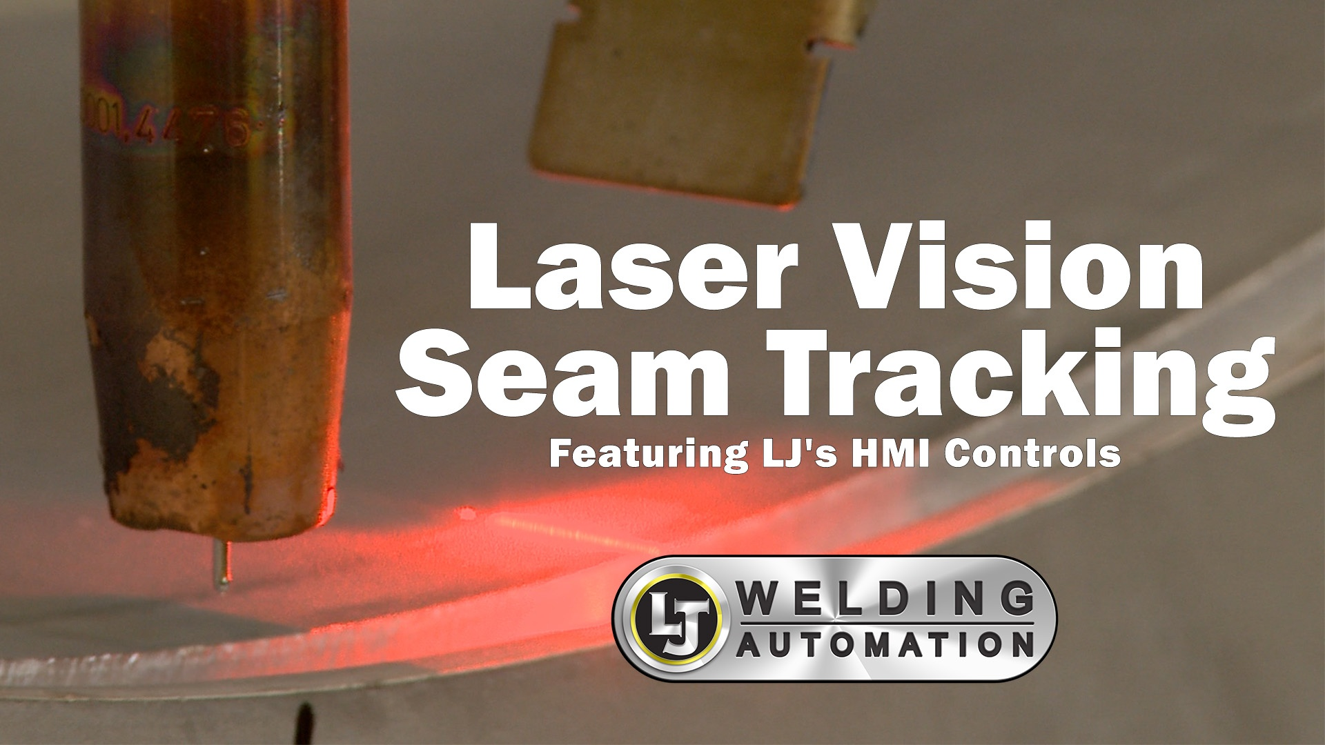 laser seam tracking integration for welding manipulators and robots.