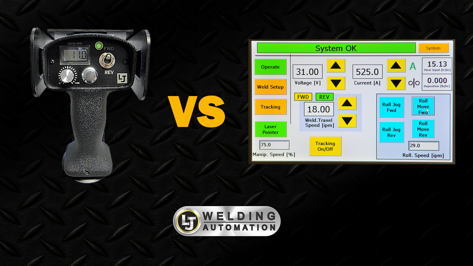hmi versus pushbutton for your operator interface