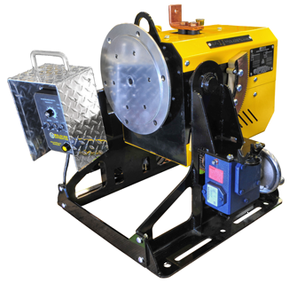 benchtop welding positioner on clearance
