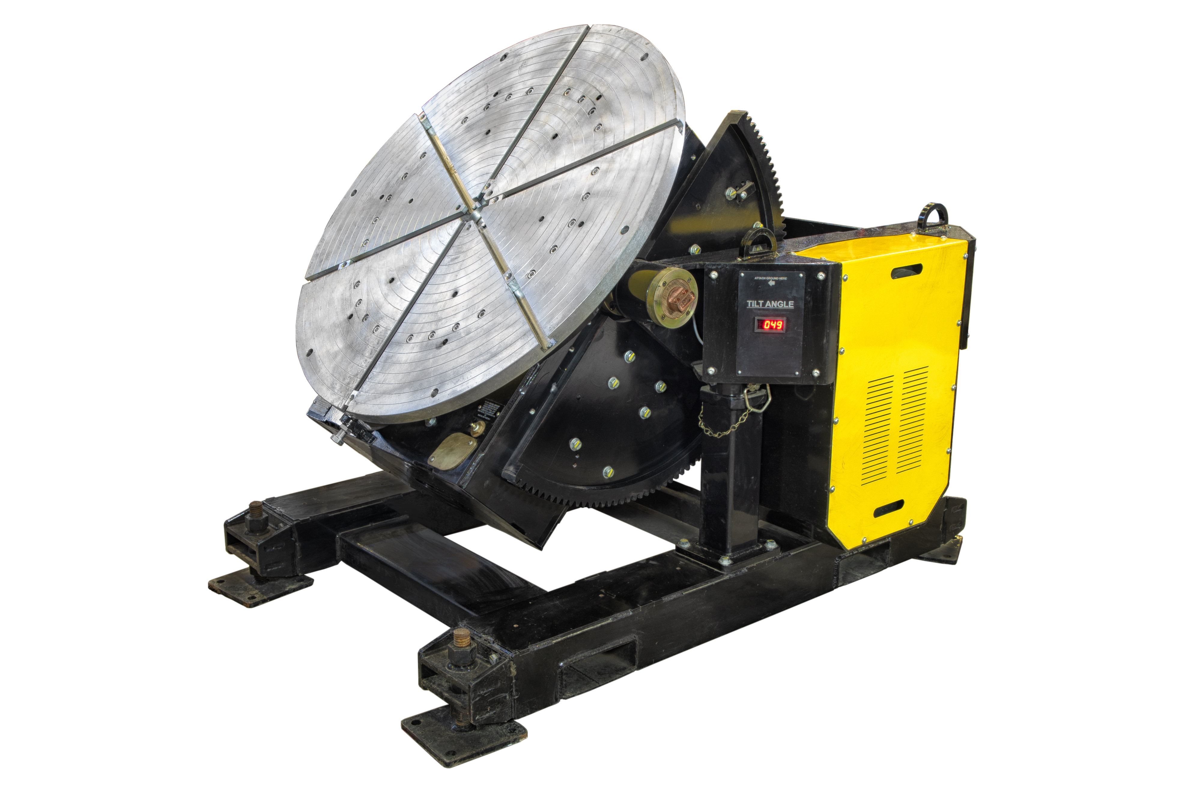 3-ton capacity Gear Tilt Welding Positioner for sale