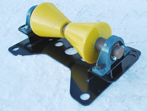 1-ton pipeline rollers on sale
