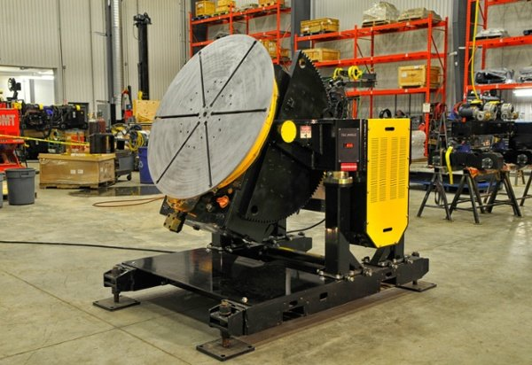 12000 lbs gear tilt positioner sales and rentals