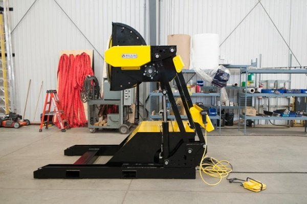 hydraulic tilting weld positioners for sale
